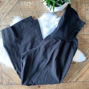 MOTHERHOOD MATERNITY Black Petite Trousers